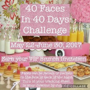 40 Faces 40 Days - 05272017