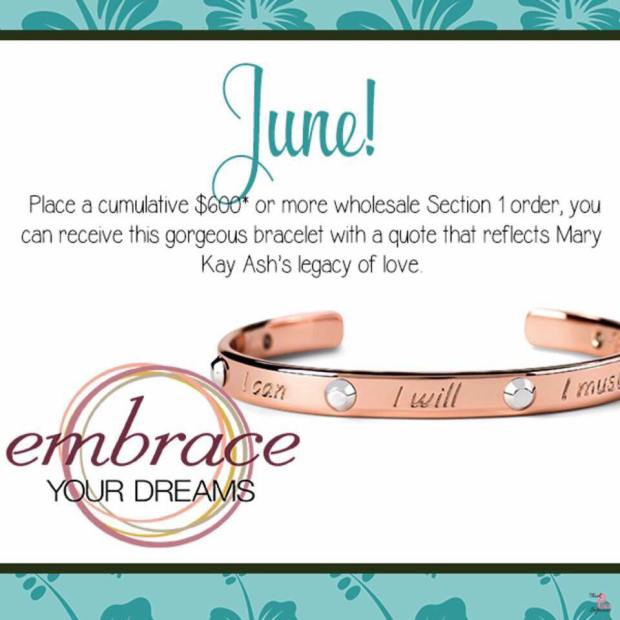 June embracelet pic